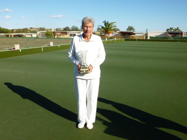 2015 Appleby Vase Cup Winner: Catherine Patrick