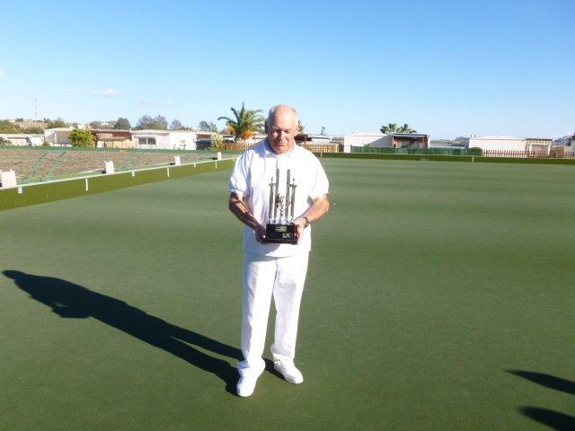 Dyer Cup Winner: Reg Birmingham
