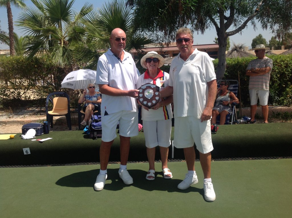 Winners Reliant Trophy