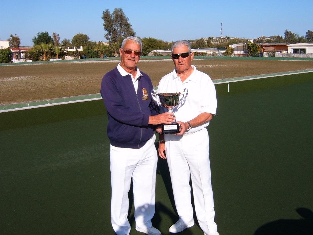 Parsons Trophy - Winners