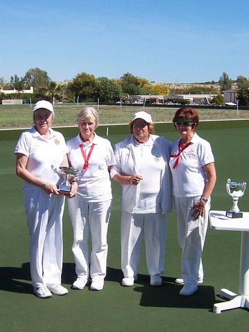 2013 CALB Men & Ladies Singles & Pairs Final
