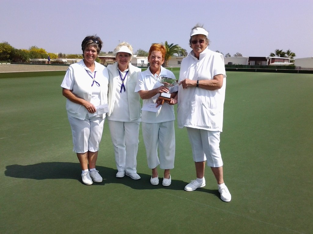 CALB Ladies Finalist S