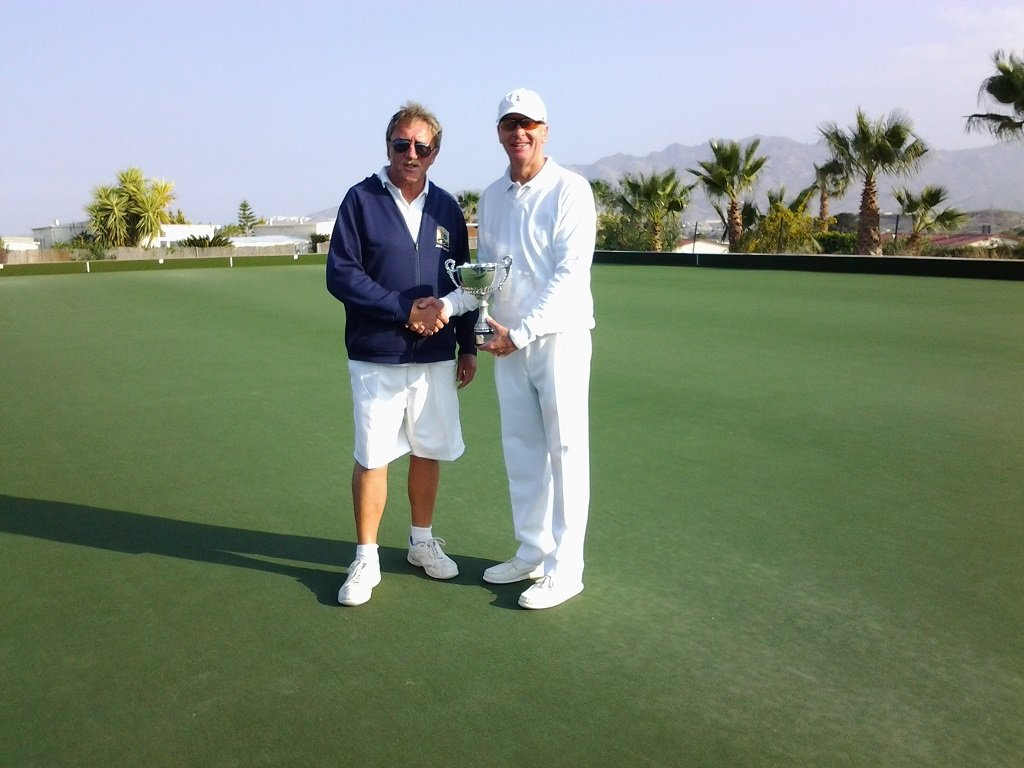 CALB Mens Finalists John Fitzgerald & Richard Swaine s