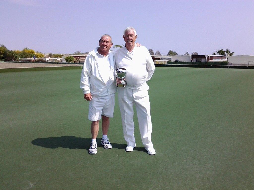 CALB Pairs Winners Alan DeBoer & Derek Webb s