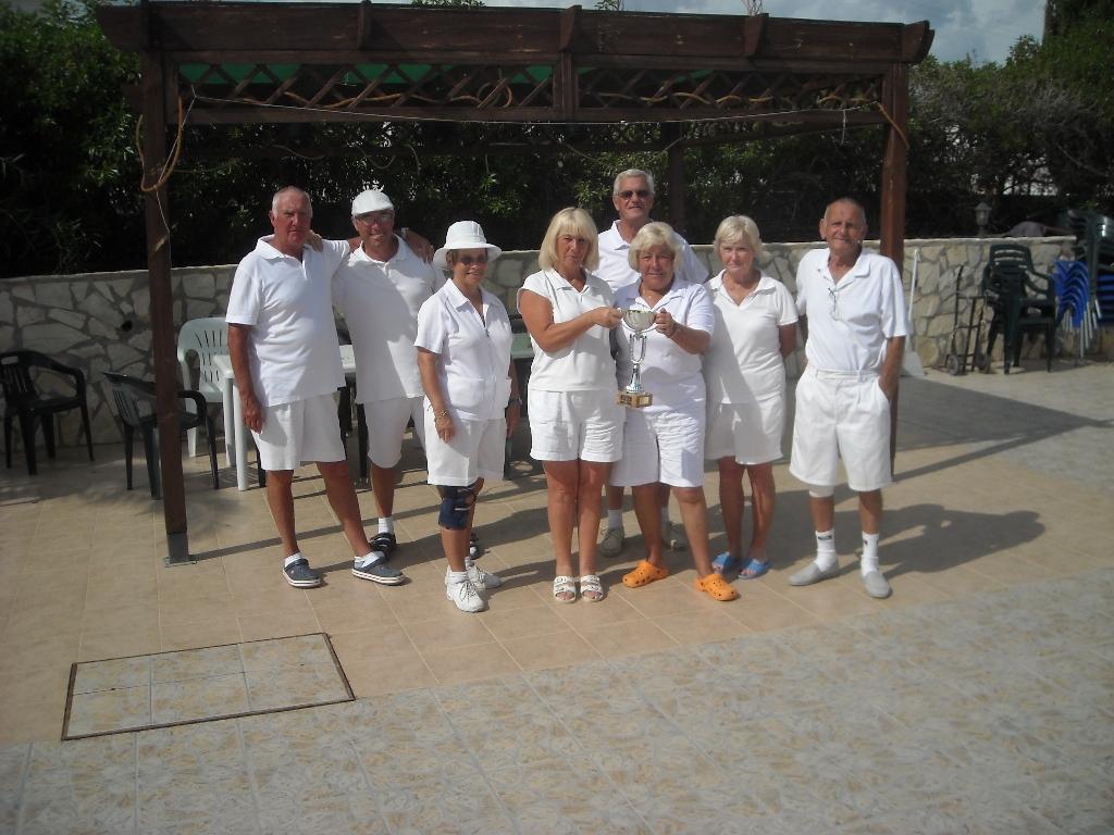 2012 Los Gallardos Open