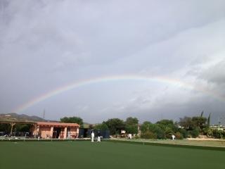 A Rare Rainbow