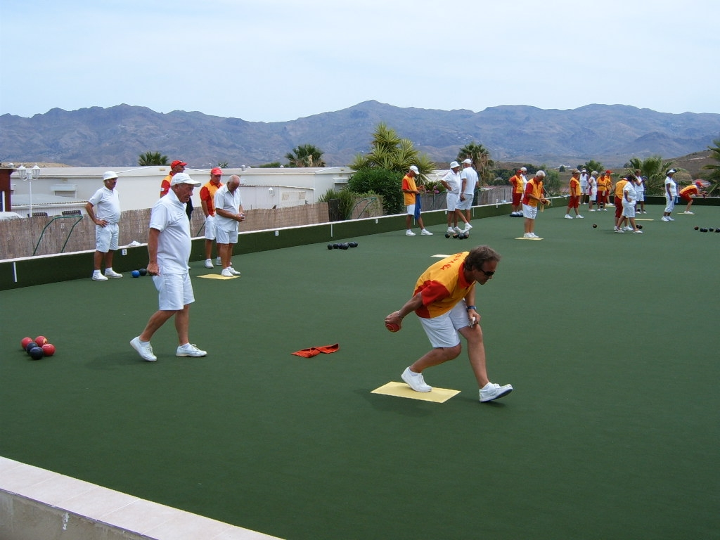 Teams Playing