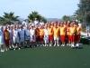 Spanish Squad and Almeria Select Team