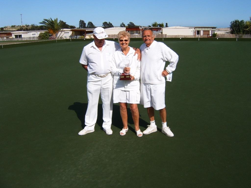 2012 Millennium Trophy