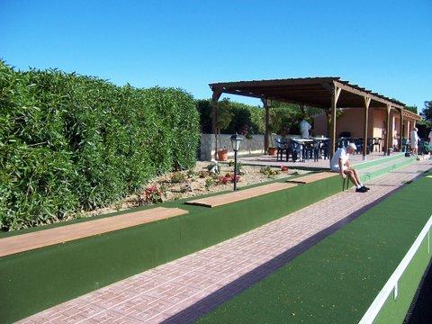 Bowling Green Patio Terrace Garden