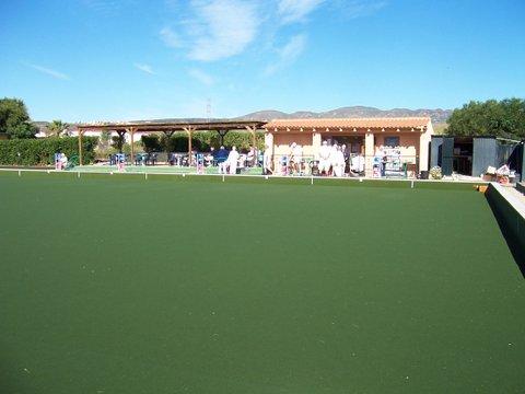 Bowling Green Patio Terrace