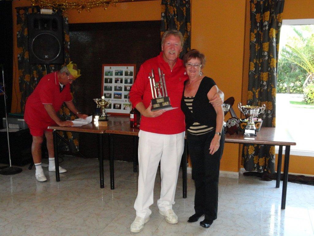 Dyer Cup winner