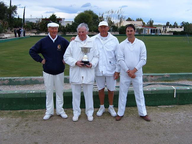 Parsons Trophy 2009