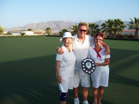 2012 Reliant Trophy