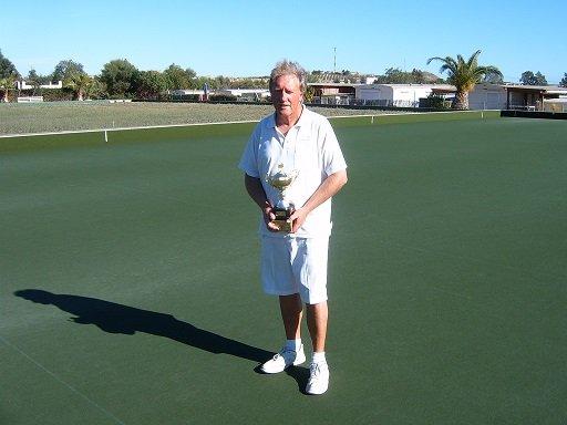 Joe McCraw winner