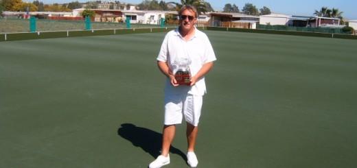 Winner John Fitzgerald